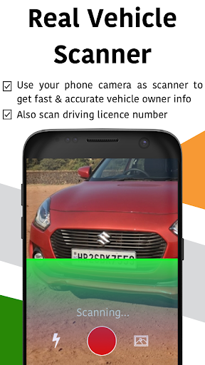 RTO Vehicle Information App - Vehicle Info 1.7 screenshots 2