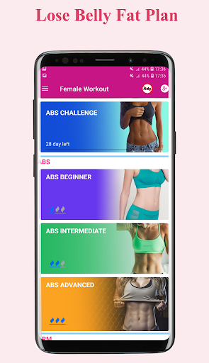 Foto do Women Workout - Female Fitness at Home Workout