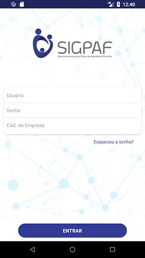 sigpaf consulta screenshot 1