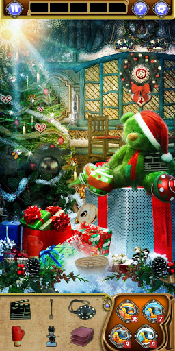 Christmas Hidden Object: Xmas Tree Magic 1.1.97b screenshots 17