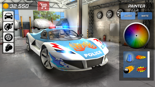 Police Car Chase - Cop Simulator  Screenshots 17