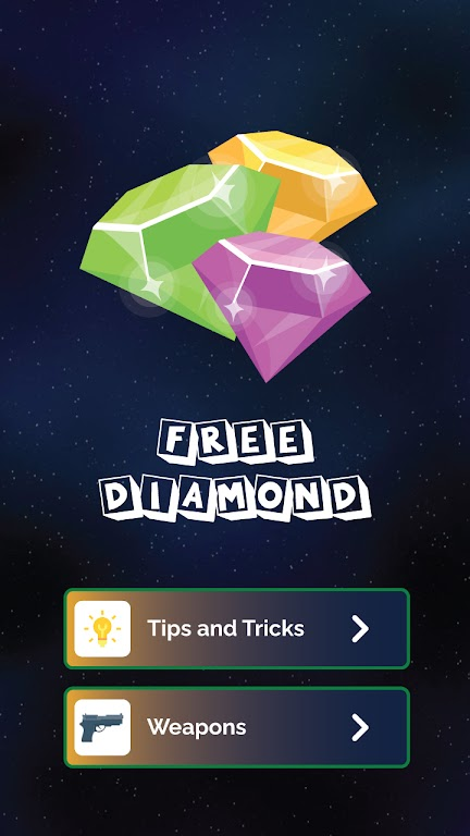 Guide and Free Diamonds for Free poster 1