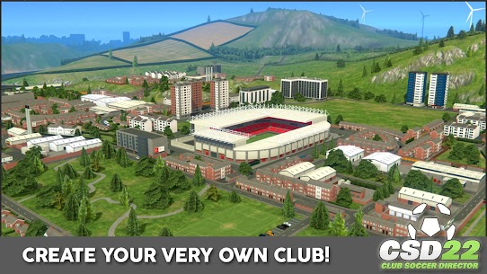 Club Soccer Director 2022 MOD APK (Unlimited Money) 10