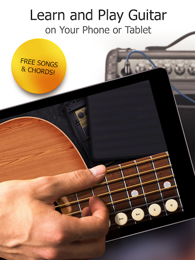Real Guitar Free - Chords, Tabs & Simulator Games apkpoly screenshots 7