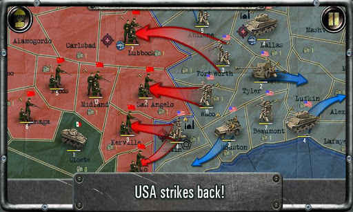 Strategy & Tactics: USSR vs USA 1.0.20 screenshots 3