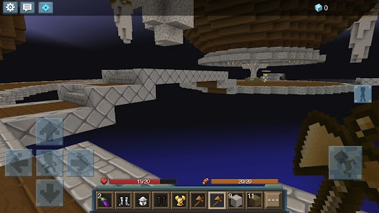 Sky Wars for Blockman Go MOD (Unlimited Money) 3