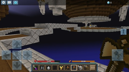 Sky Wars for Blockman Go Screenshot