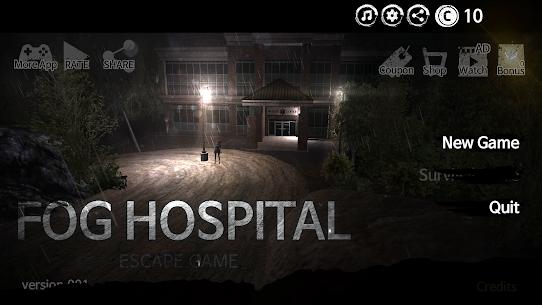 Fog Hospital Mod Apk (Escape game) (GOD MODE) 1