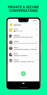 Session - Private Messenger 1.11.8 Screenshots 1
