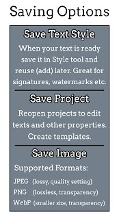 Add Text app: Text on Photo Editor Screenshot