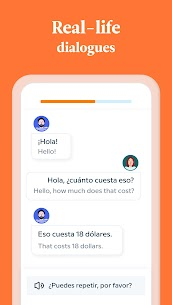 Babbel MOD APK – Learn Languages – Spanish, French & More [Premium Subscription] 4