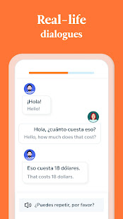 Babbel - Learn Languages - Spanish, French & More 20.82.0 Screenshots 4