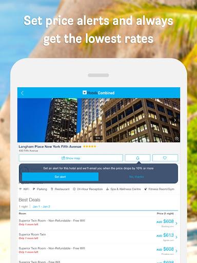 Hotels Combined - Cheap deals screenshots 15