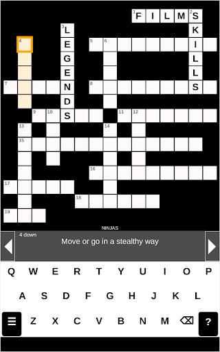 Easy Crosswords  screenshots 14