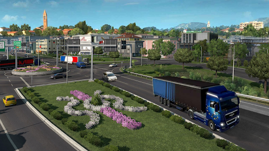 Truck Simulator 2020 : Heavy Cargo Truck Europe 3D 1.0 Mod + APK + Data UPDATED 3