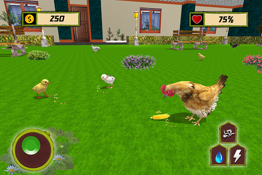 New Hen Family Simulator: Chicken Farming Games  screenshots 20