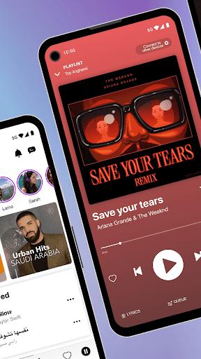 Anghami - Play, discover & download new music apktram screenshots 2