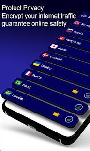 Secure VPN – Fast & Unlimited ultra secure VPN