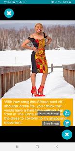 African Women Cloth Styles 9.0.5 Screenshots 5