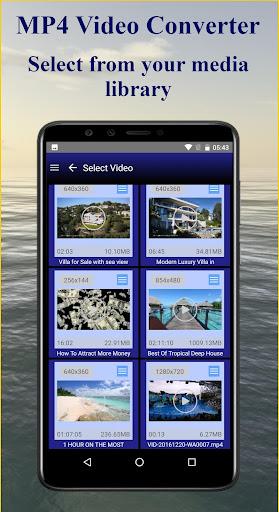 Mp4 Video Converter  screenshots 2