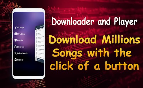 Audios Downloader And Player For Pc (Windows 7/8/10 And Mac) 1
