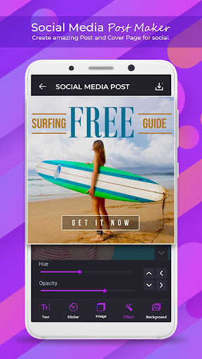 Social Media Post Maker - Social Post  screenshots 2