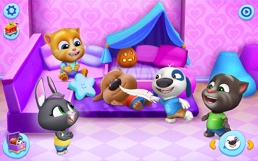 My Talking Tom Friends 1.3.1.2 screenshots 11