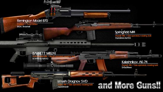 Magnum 3.0 Gun Custom Simulator apk