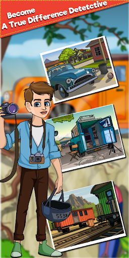 find the differences – offline 250 levels free screenshot 3