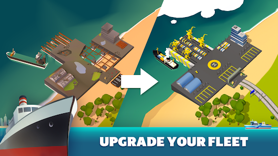 Transit King Tycoon: Грузовики 4.18 APK + Мод (Unlimited money) за Android