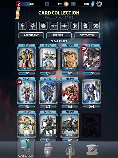 Warhammer Combat Cards - 40K Edition 32.3 screenshots 6