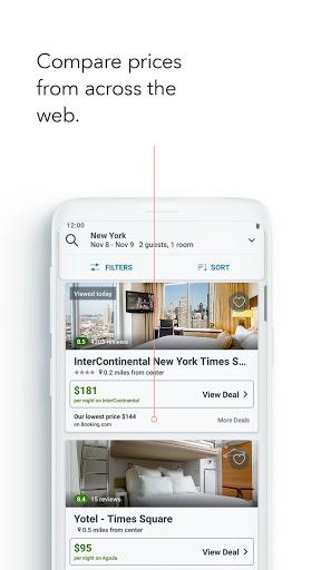 trivago: Compare hotel prices 5.34.0 Screenshots 4