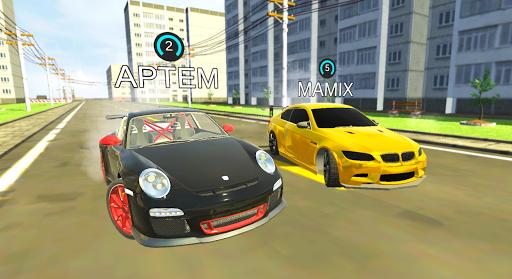 Driving simulator: Online apkmartins screenshots 1