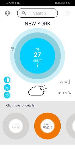Air quality 2.4 screenshots 1