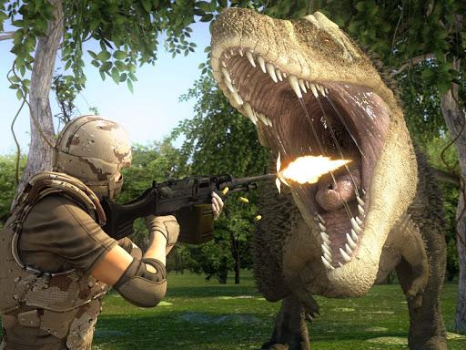 Dinosaur Hunter Dino City 2017  screenshots 1