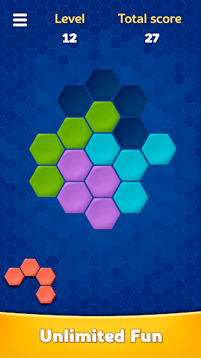 Hexa Block Puzzle 1.91 screenshots 1