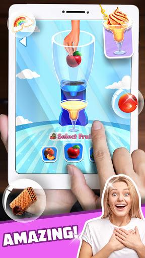 Fruit Blender 3d- Juice Game  screenshots 1