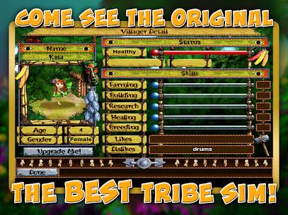 Virtual Villagers: Origins MOD APK 1.5.0.15 (Unlimited Food/Techpoints) 4