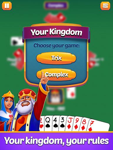 Trix Sheikh El Koba: No 1 Playing Card Game  screenshots 12