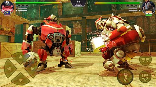 Clash Of Robots- Ultimate Fighting Battle Game 3D 31.2 screenshots 3