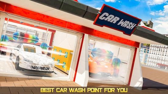 Car Wash Garage Service Workshop  Screenshots 4