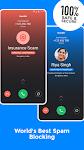 screenshot of Truecaller: Caller ID, block fraud & scam calls