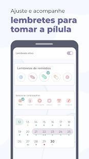 Calendu00e1rio Menstrual Paula: Ciclo e Peru00edodo Fu00e9rtil 1.7.4 Screenshots 6
