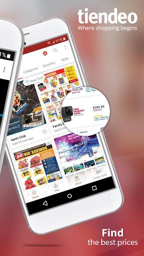 Tiendeo - Deals & Weekly Ads 5.15.18 Screenshots 3