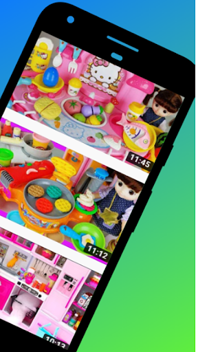 New Cooking Toys Collection Videos 6.0 Screenshots 3
