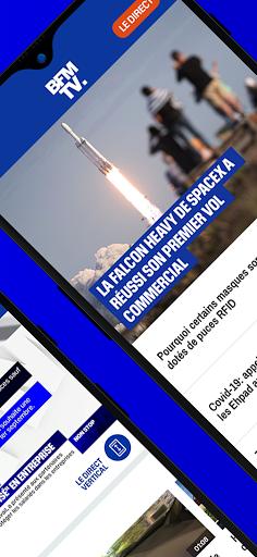 BFMTV - Actualitu00e9s France et monde & alertes info 7.2.0 Screenshots 2