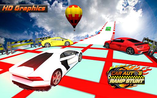 gt car autos driving game stunts screenshot 1