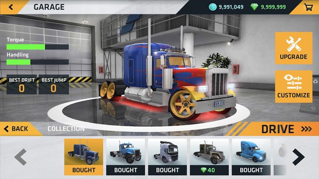 Ultimate Truck Simulator poster 4