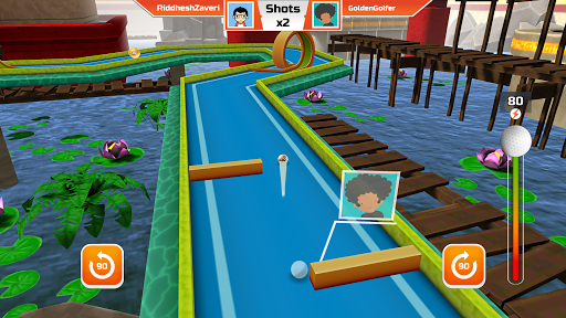 Mini Golf 3D City Stars Arcade - Multiplayer Rival 24.6 screenshots 6