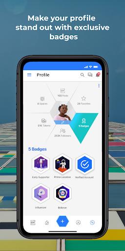 Uhive - A Social Metaverse android2mod screenshots 7